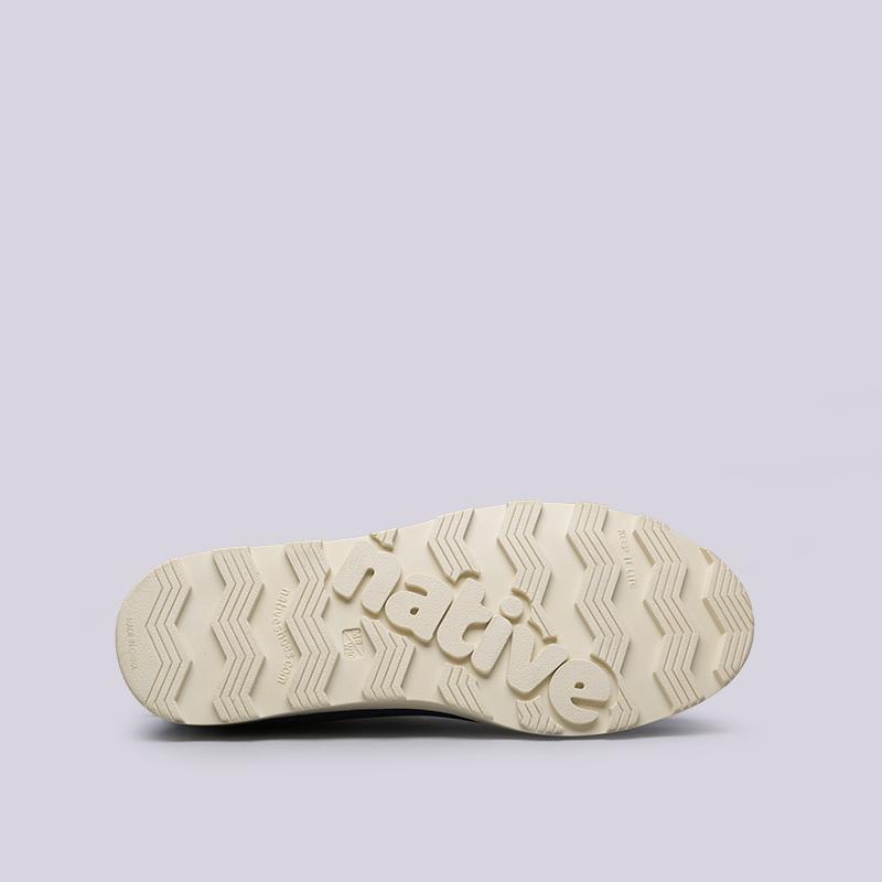 синие  ботинки native fitzsimmons citylite 31106800-4520 - цена, описание, фото 4