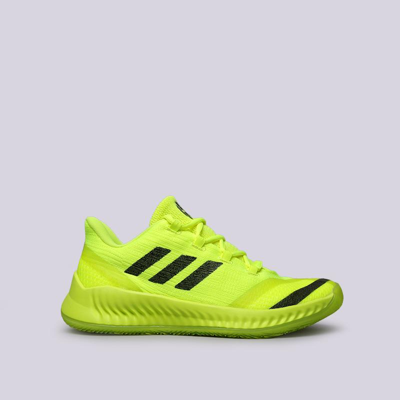 8501fb78 мужские салатовые кроссовки adidas harden b/e 2 AQ0030 - цена, описание,  фото
