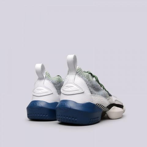 мужские серые  кроссовки reebok 3d op. fractional CN5478 - цена, описание, фото 3