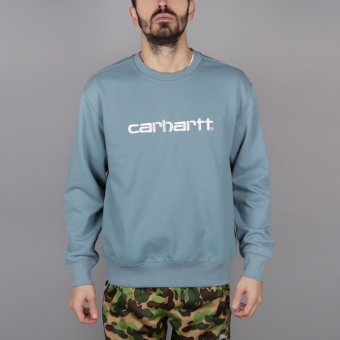 Толстовка Carhartt WIP Logo Sweat