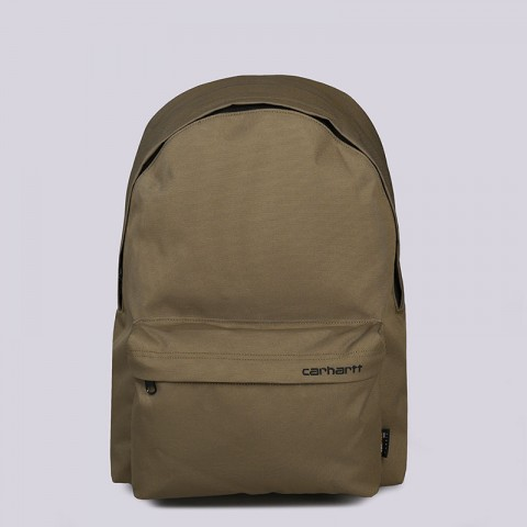 бежевый  рюкзак carhartt wip payton backpack I025412-brass/black - цена, описание, фото 1
