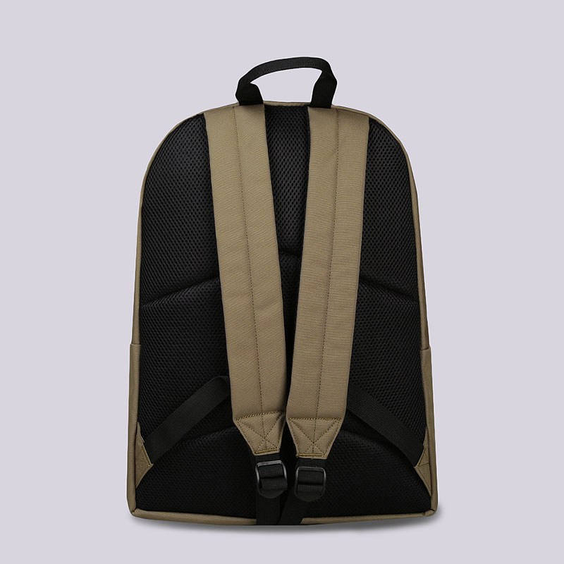 бежевый  рюкзак carhartt wip payton backpack I025412-brass/black - цена, описание, фото 4