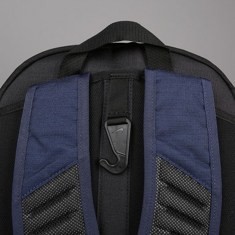 синий  рюкзак nike hoops elite pro basketball backpack 38l BA5554-410 - цена, описание, фото 6