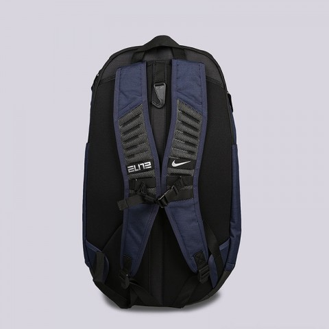 синий  рюкзак nike hoops elite pro basketball backpack 38l BA5554-410 - цена, описание, фото 4