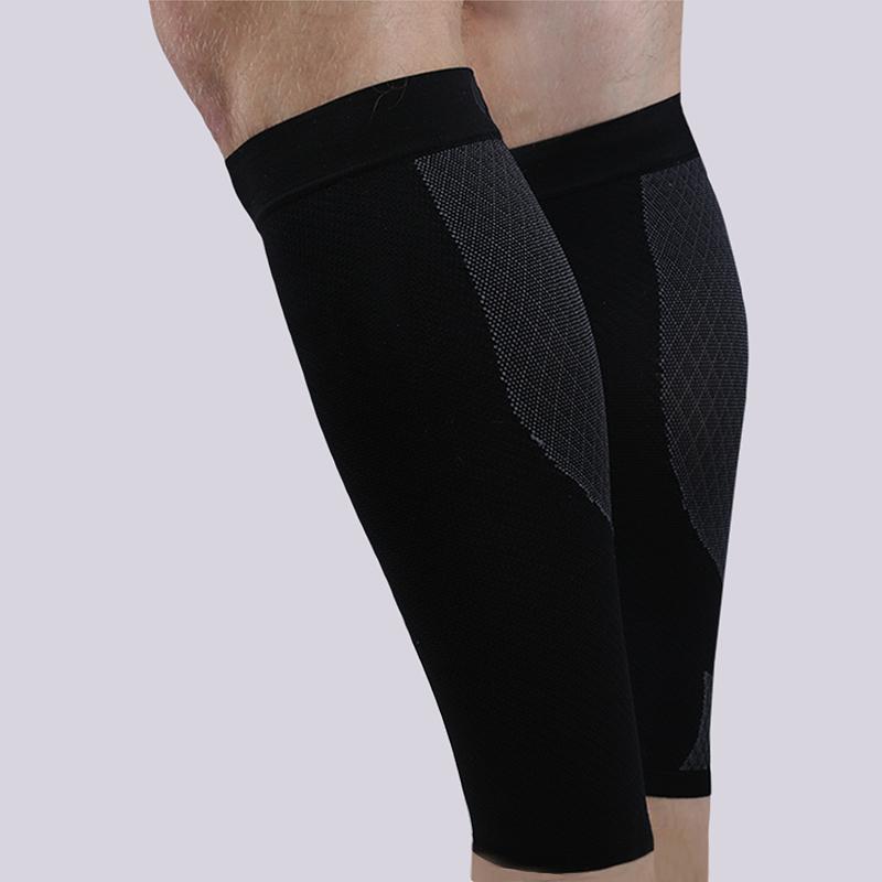 черный  фиксатор голени os1st performance calf sleeve CS6-черный - цена, описание, фото 1