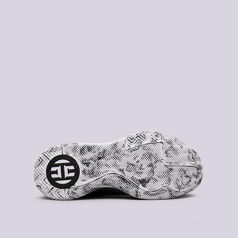мужские чёрные  кроссовки adidas harden vol.3 BB7723 - цена, описание, фото 2