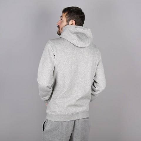 мужскую серую  толстовка nike chicago bulls hoodie AA3653-063 - цена, описание, фото 4