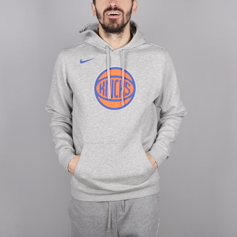 Толстовка Nike New York Knicks Hoodie от Streetball