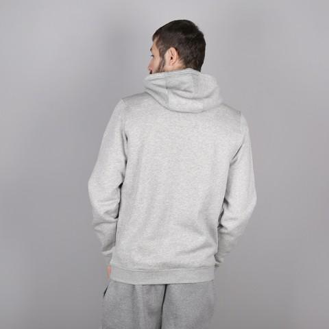 мужскую серую  толстовка nike cleveland cavaliers hoodie AA3655-063 - цена, описание, фото 3