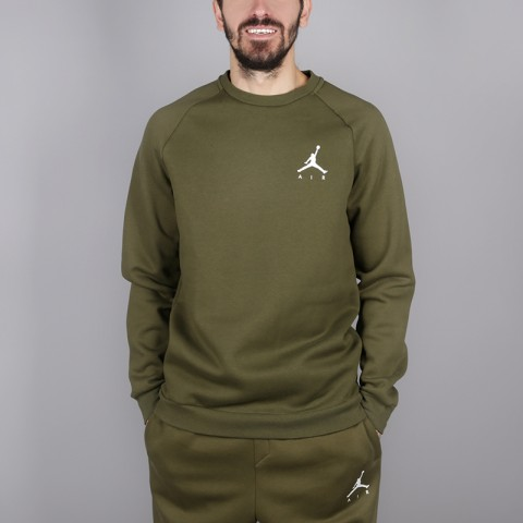 Толстовка Jordan Jumpman Air Fleece Crew