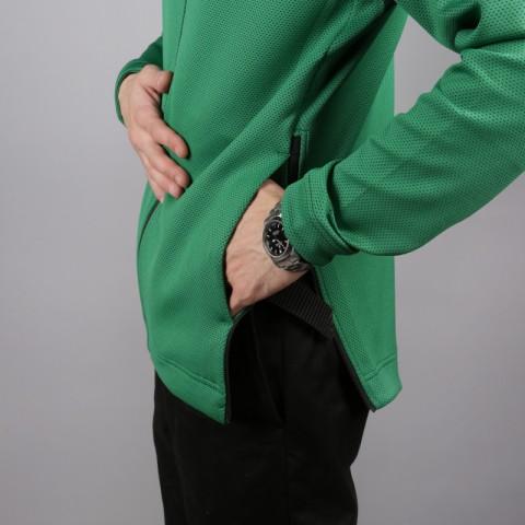 мужскую зелёную  толстовка nike boston celtics therma flex showtime 940114-312 - цена, описание, фото 5