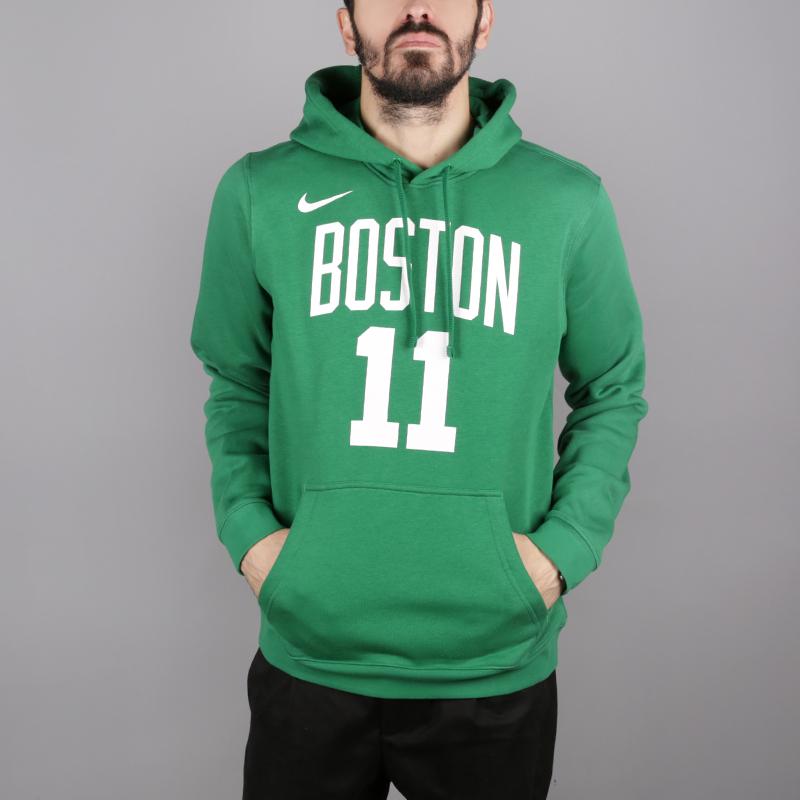 cheaper 30eff 96663 Мужская толстовка Kyrie Irving Boston Celtics Hoodie от Nike (929264-312)  купить по цене 4990 руб. в интернет-магазине Streetball