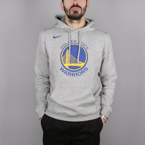 Толстовка Nike Golden State Warriors Logo Hoodie