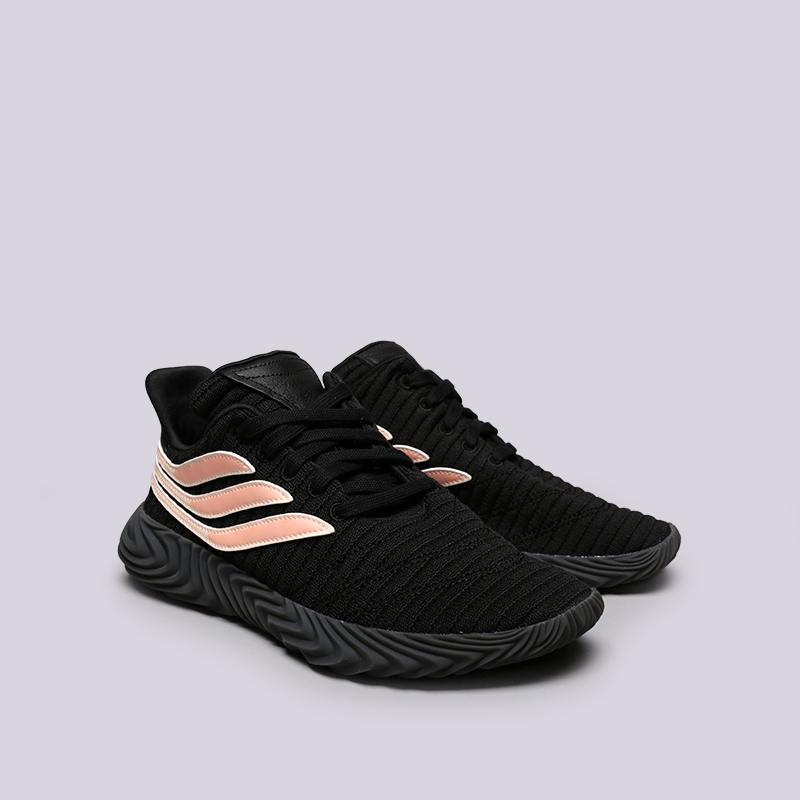 1c2340b5 мужские чёрные кроссовки adidas sobakov BB7674 - цена, описание, фото 2