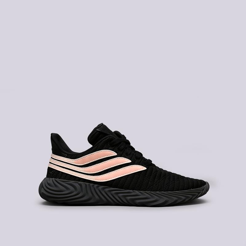 48eb04ab мужские чёрные кроссовки adidas sobakov BB7674 - цена, описание, фото 1