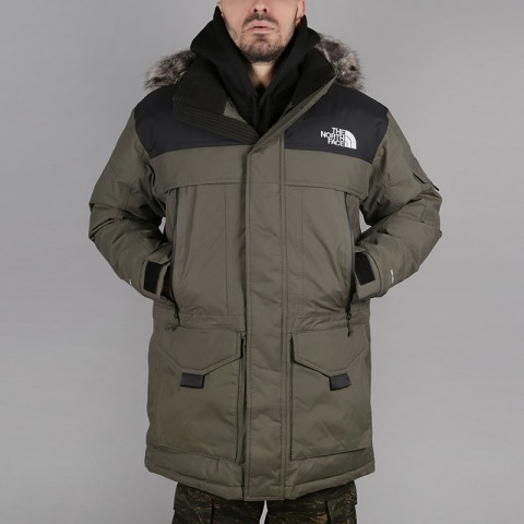 Пуховик The North Face MC Murdo 2