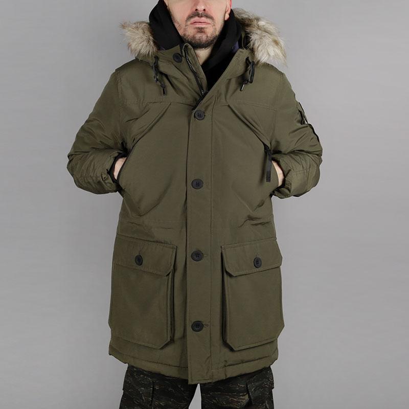 Пуховик Penfield Hoosac FF Jacket фото