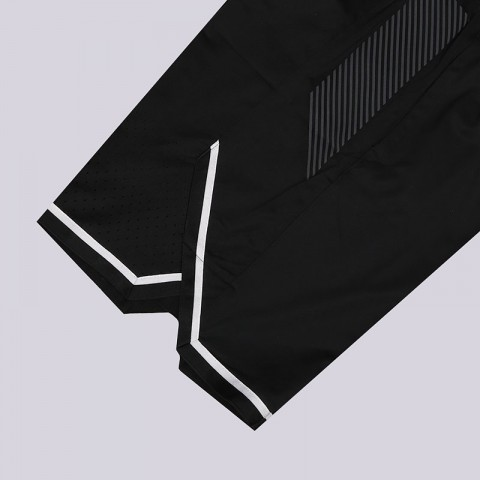 мужские черные  шорты nike vaporknit men's basketball shorts 925795-010 - цена, описание, фото 3