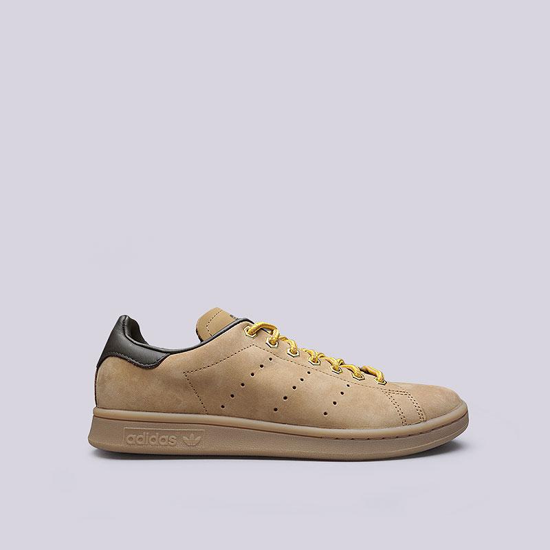 big sale c3886 969fe Мужские кроссовки Stan Smith WP от adidas (B37875) оригинал - купить по  цене 4430 руб. в интернет-магазине Streetball