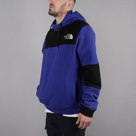 мужскую чёрную, синюю  толстовка the north face himalayan hoodie T93L6i40S - цена, описание, фото 3