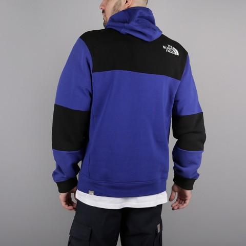 мужскую чёрную, синюю  толстовка the north face himalayan hoodie T93L6i40S - цена, описание, фото 5