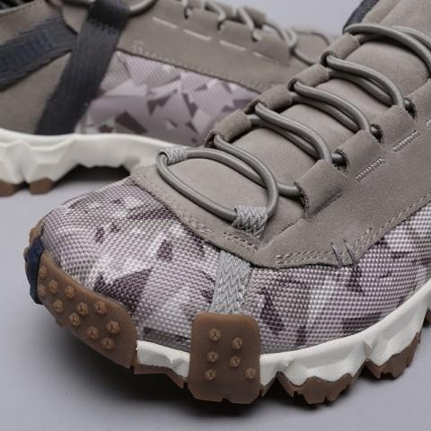 мужские бежевые  кроссовки puma trailfox camo 36678702 - цена, описание, фото 5
