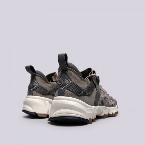 мужские бежевые  кроссовки puma trailfox camo 36678702 - цена, описание, фото 4