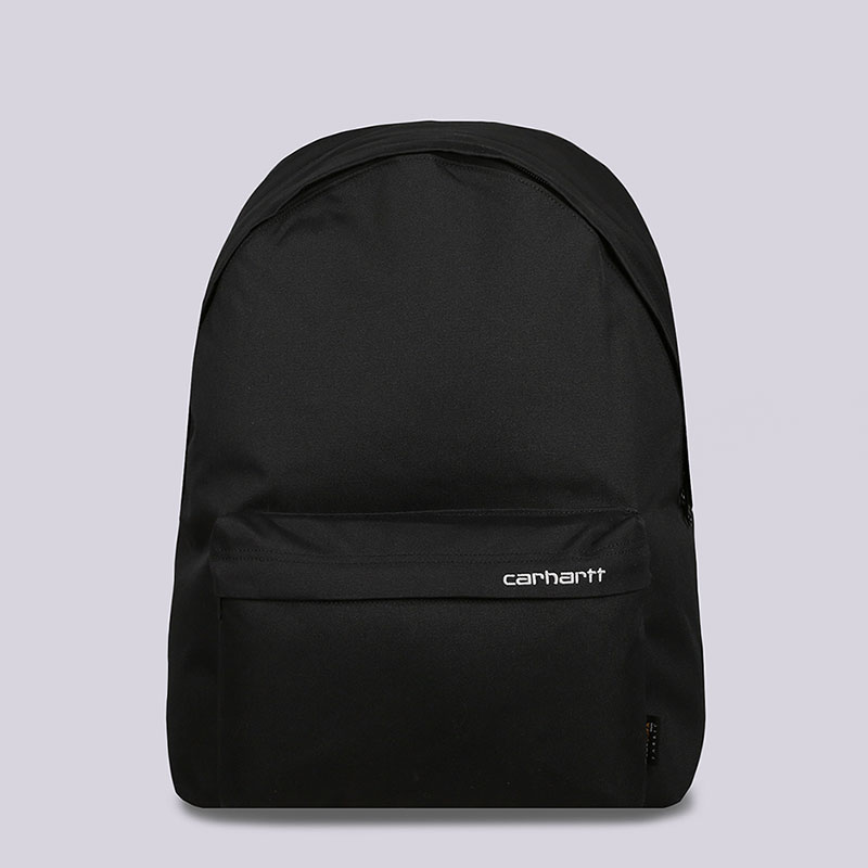 0a6b950577fa черный рюкзак carhartt wip payton backpack I025412-black/white - цена,  описание,