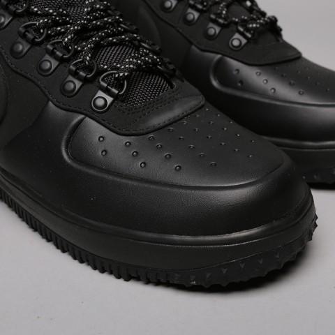 мужские чёрные  кроссовки nike lunar force 1 duckboot '18 BQ7930-003 - цена, описание, фото 5
