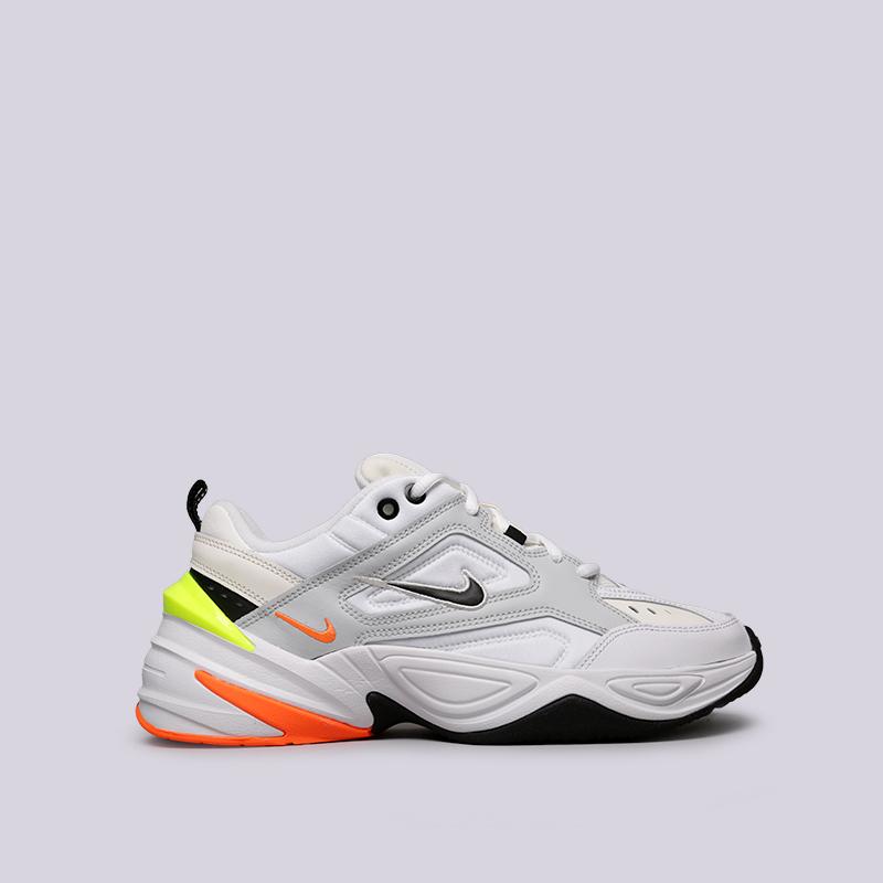 d46ebadb мужские белые кроссовки nike m2k tekno AV4789-004 - цена, описание, фото 1