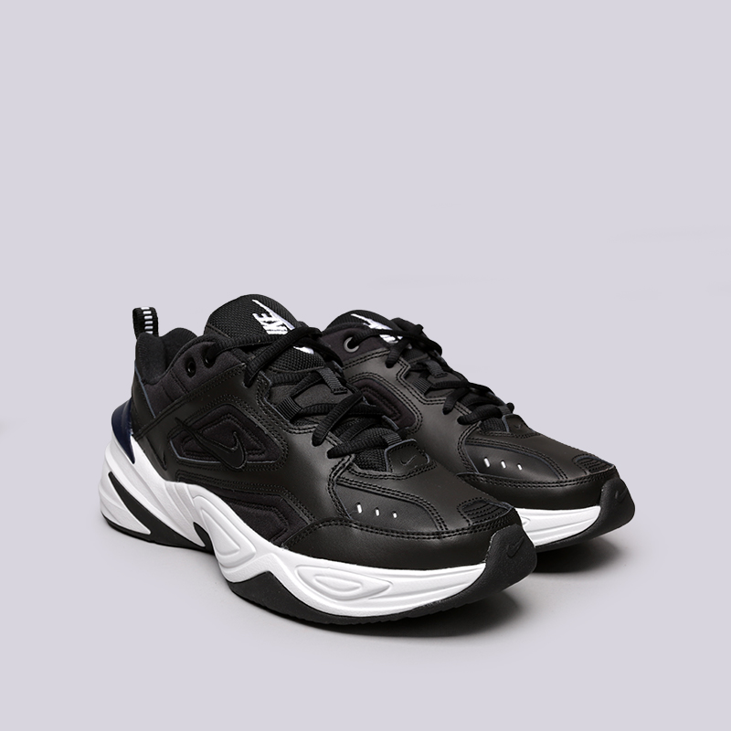 f885097e мужские чёрные кроссовки nike m2k tekno AV4789-002 - цена, описание, фото 3