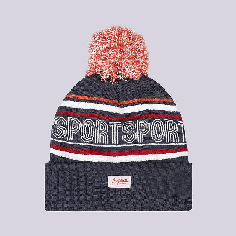 синюю  шапка запорожец heritage спорт Спорт-синий - цена, описание, фото 1