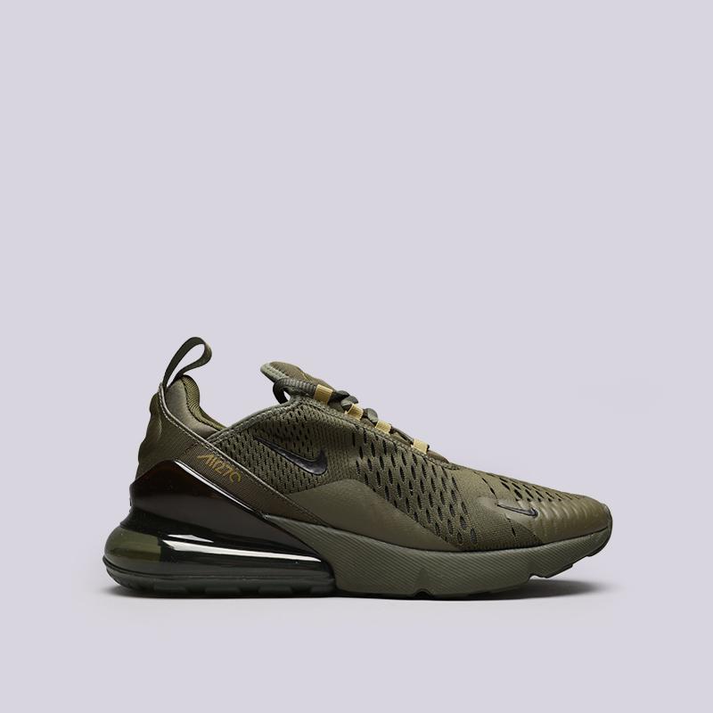 size 40 4cfb9 00b8a мужские зелёные кроссовки nike air max 270 AH8050-301 - цена, описание, фото