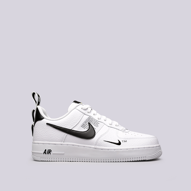 мужские белые кроссовки nike air force 1  07 lv8 utility AJ7747-100 - цена 5cd7233c014b1