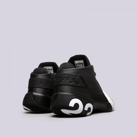 мужские чёрные, серые  кроссовки jordan ultra fly 3 AR0044-001 - цена, описание, фото 4