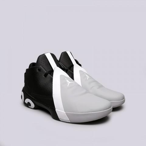 мужские чёрные, серые  кроссовки jordan ultra fly 3 AR0044-001 - цена, описание, фото 3