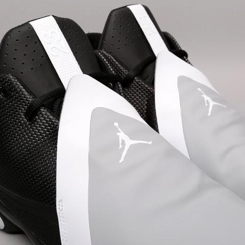 мужские чёрные, серые  кроссовки jordan ultra fly 3 AR0044-001 - цена, описание, фото 5