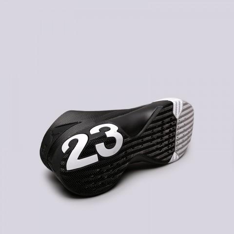 мужские чёрные, серые  кроссовки jordan ultra fly 3 AR0044-001 - цена, описание, фото 2