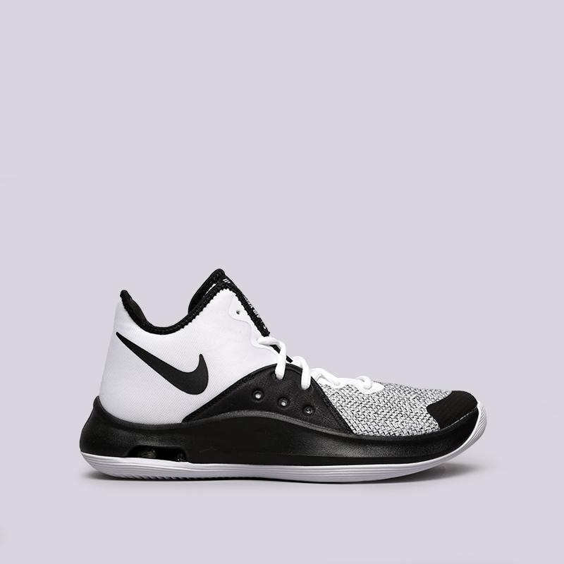 белые  кроссовки nike air versitile iii AO4430-100 - цена, описание, фото 1