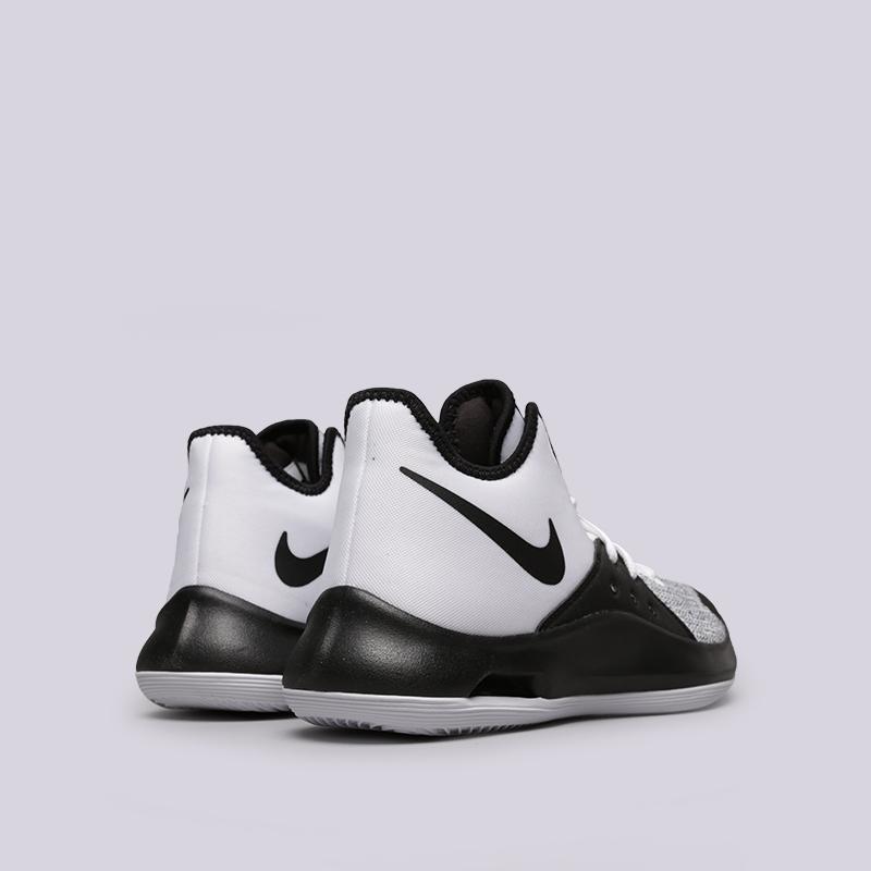 белые  кроссовки nike air versitile iii AO4430-100 - цена, описание, фото 4