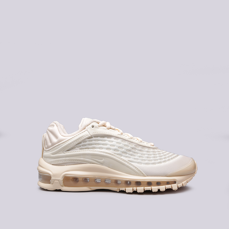 08416bde женские бежевые кроссовки nike wmns air max deluxe se AT8692-800 - цена,  описание