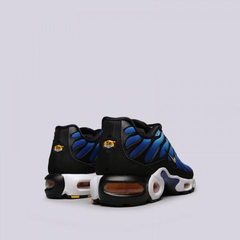 синие  кроссовки nike air max plus og BQ4629-003 - цена, описание, фото 4