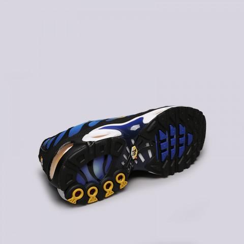 синие  кроссовки nike air max plus og BQ4629-003 - цена, описание, фото 2