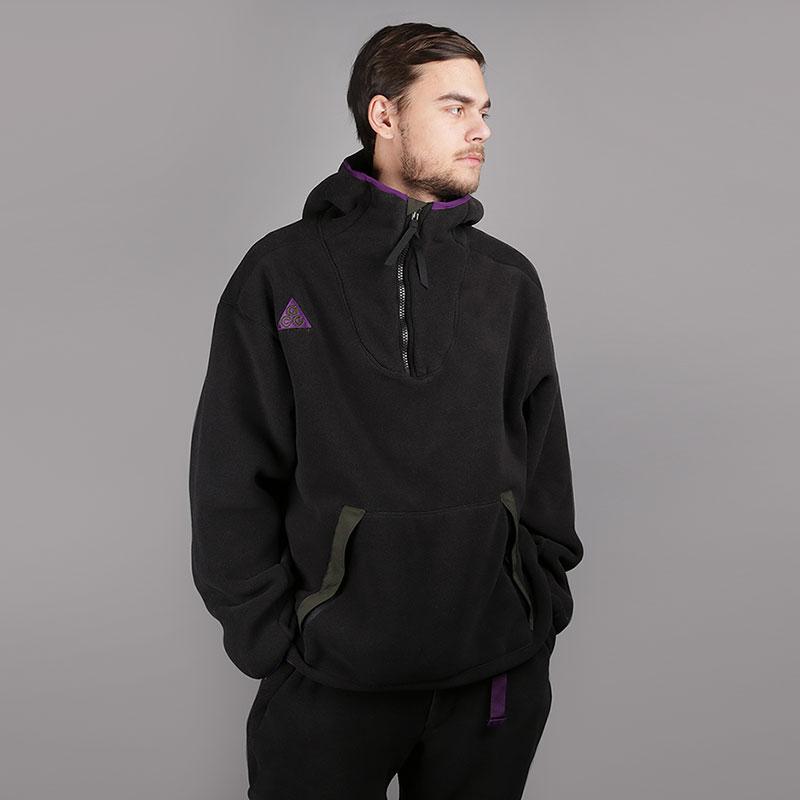 Толстовка Nike ACG Sherpa Fleece Hoodie от Streetball