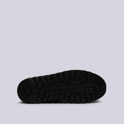 мужские чёрные  ботинки puma ren boot o.moscow 36710001 - цена, описание, фото 2