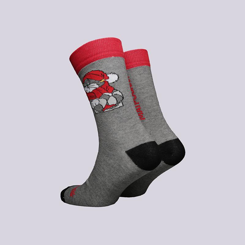 мужские серые  носки запорожец heritage матроскин Матроскин-18-серый - цена, описание, фото 2