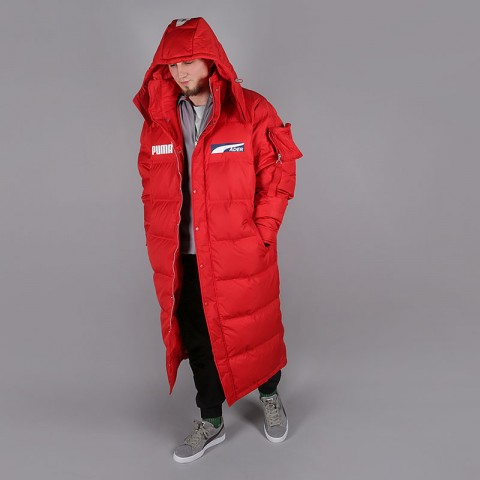 Пуховик Puma x Ader Down Coat