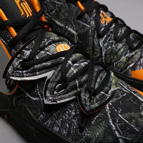 мужские чёрные  кроссовки nike kyrie 5 AO2918-902 - цена, описание, фото 5