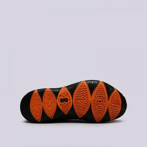 мужские чёрные  кроссовки nike kyrie 5 AO2918-902 - цена, описание, фото 2