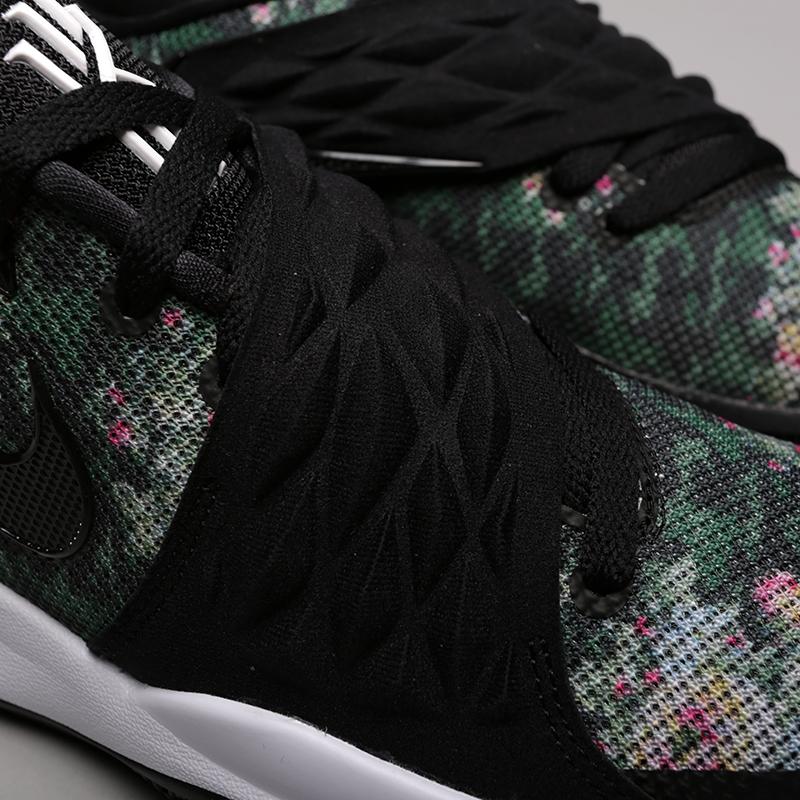 мужские чёрные  кроссовки nike kyrie low AO8979-002 - цена, описание, фото 5